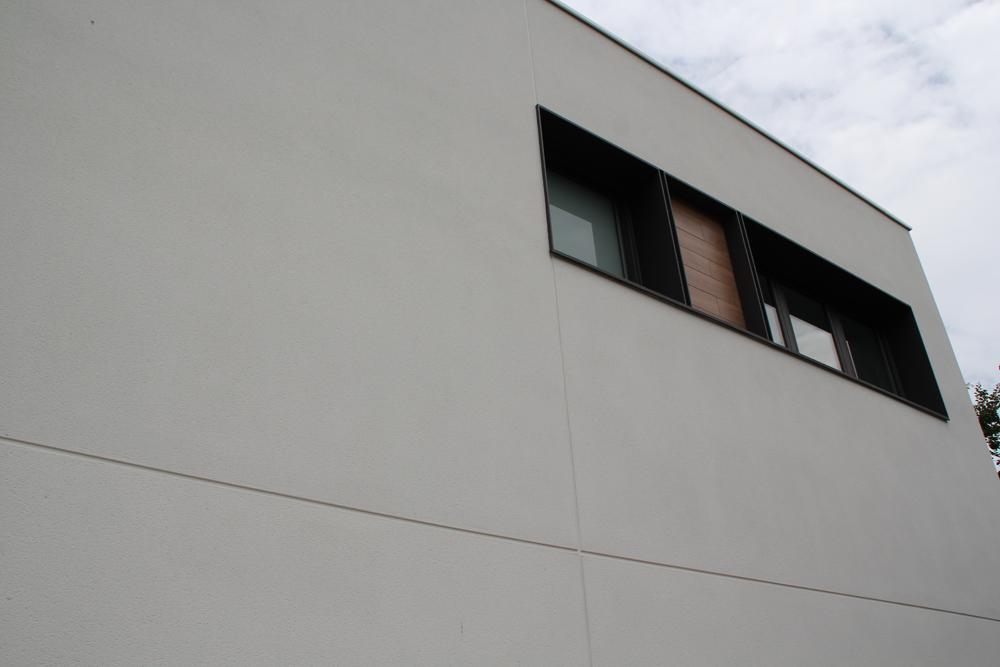 Vicaba obres i serveis acabados de fachada - Fachadas con monocapa ...